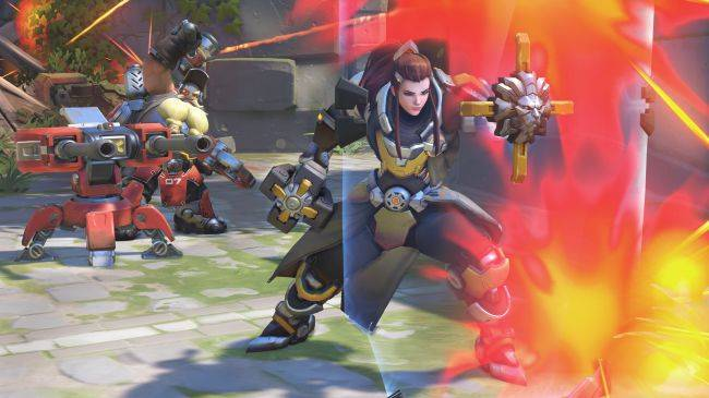 Blizzard isn't going to delete Brigitte from Overwatch, but she is being nerfed