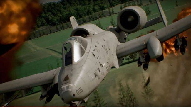 Take to the air in this Ace Combat 7 trailer from the Golden Joystick Awards
