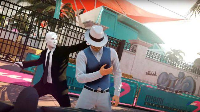 Hitman 2 celebrates its launch in this new trailer from the Golden Joystick Awards