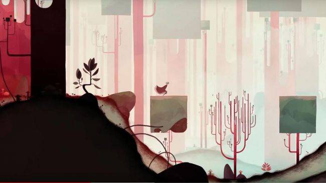 Check out gorgeous platformer Gris in this new Golden Joystick Awards trailer