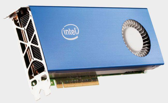 Intel says supporting standard interfaces like VESA adaptive sync is a 'priority'