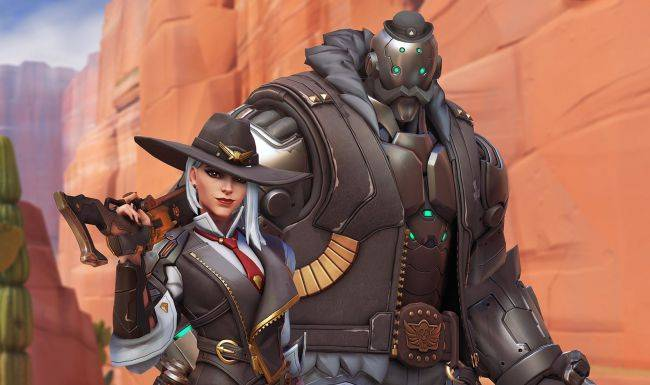 Overwatch is free to play next week