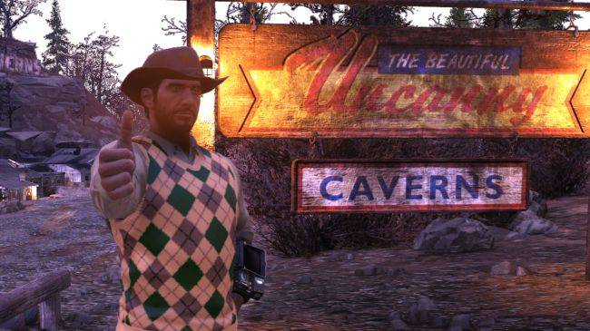Fallout 76 is getting an FOV slider