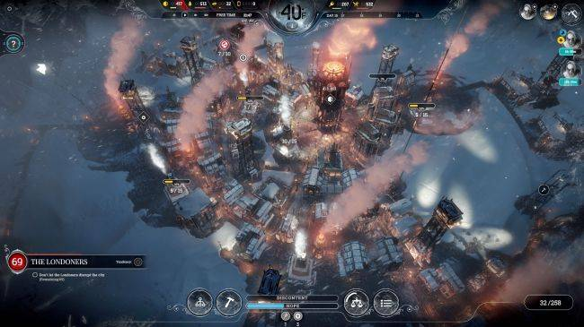 Frostpunk's free endless mode is due next week, and it's bigger than we thought