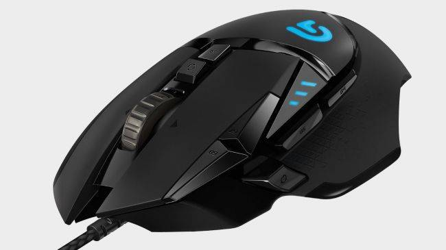 Logitech's G502 gaming mouse is just $35 today