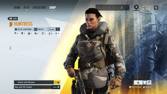 Rainbow Six Siege's next patch will buff Smoke and Mute, redesign skins shop