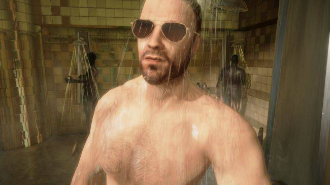 The best male shower simulation just got even better