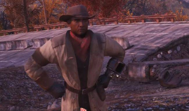 Fallout 76 player roleplays Preston Garvey, insists settlements need your help