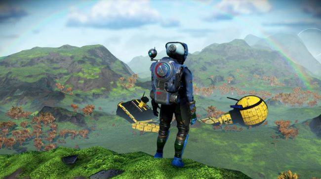 A leaked No Man's Sky trailer promises new biomes, harsher environments and much more