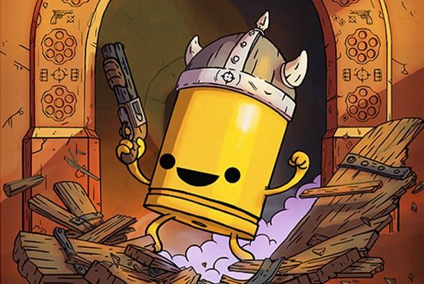 Enter the Gungeon expansion plans scrapped, development ending after next update