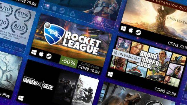 Steam now has Australian pricing, but lots of big games are unavailable