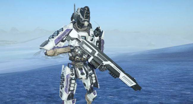 Planetside 2's new faction lets you play as a robot mercenary who will fight for anyone