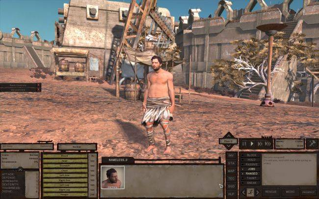 Kenshi is a post-apocalyptic Mount & Blade that leaves Early Access soon