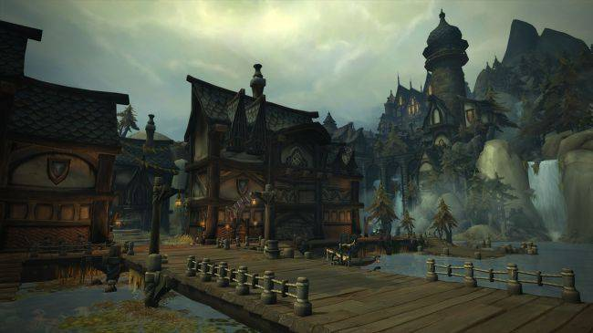 Take a sneak peek at World of Warcraft's new island expedition locations
