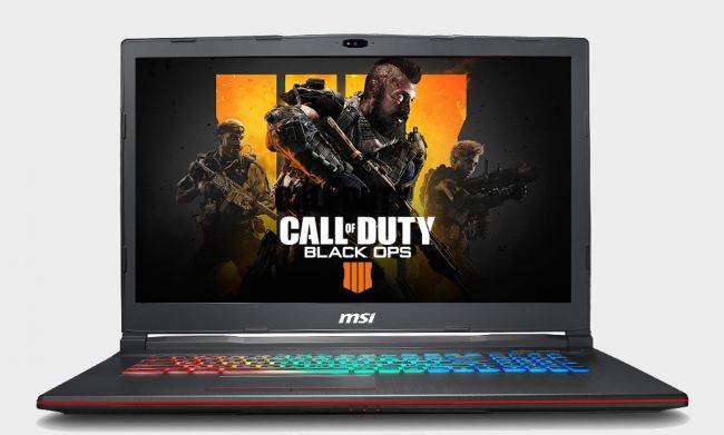 This GTX 1070-equipped MSI laptop is $600 off today, and it comes with Black Ops 4