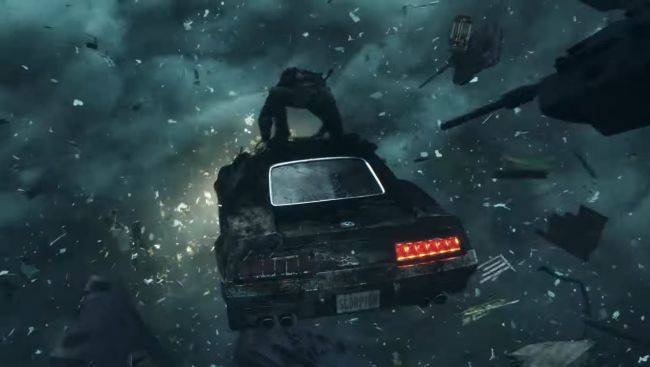 Rico fights a tornado in a new Just Cause 4 trailer
