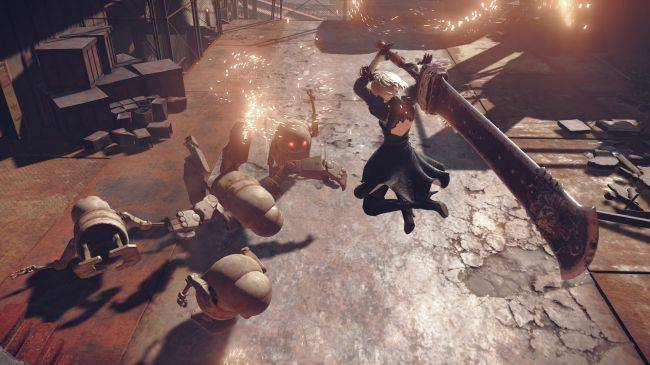 Nier: Automata Game of the YoRHa Edition is coming to PC