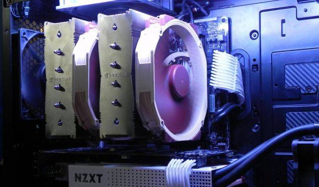 Get a bunch of Noctua's best-in-class fans and CPU coolers for 20% off