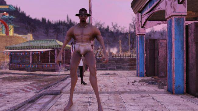 This Fallout 76 bug has created a monster to rival the Mothman