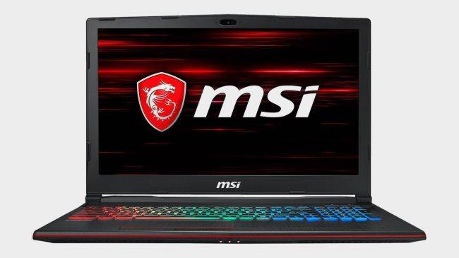 This MSI GP63 laptop with a GTX 1070 is $1,299 right now