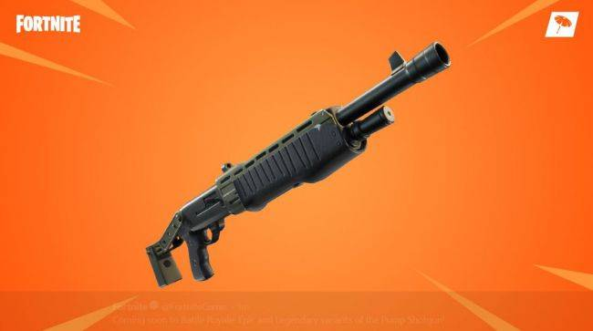 Fortnite's most frustrating shotgun is about to become badass again