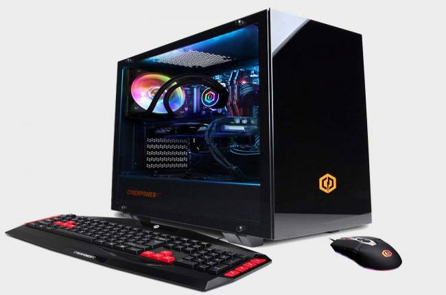 This RTX 2080 gaming PC is $200 off, down to $1,599 for the next few hours