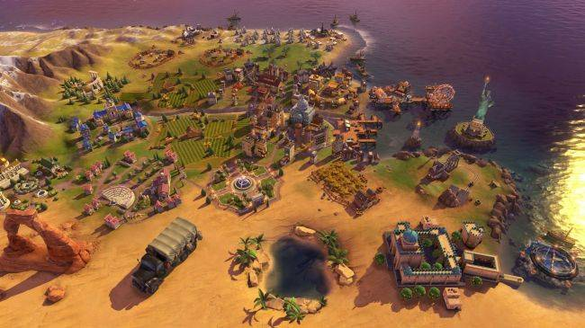 Save 78 percent on Civ 6 in Fanatical's sale, beating its Steam sale price