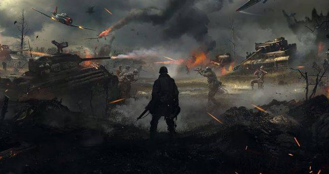 Hell Let Loose gameplay trailer showcases 'authentic' WWII combat