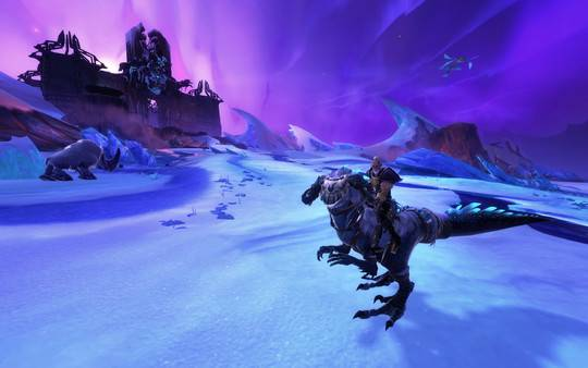 Wildstar has now closed, so here is some footage of its final moments