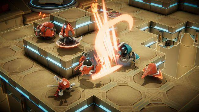 Rust dev's tactical strategy game Clatter is out next month