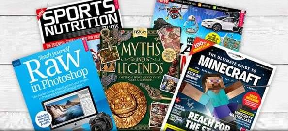 Save 25% on guides and specials at my Favourite Magazines