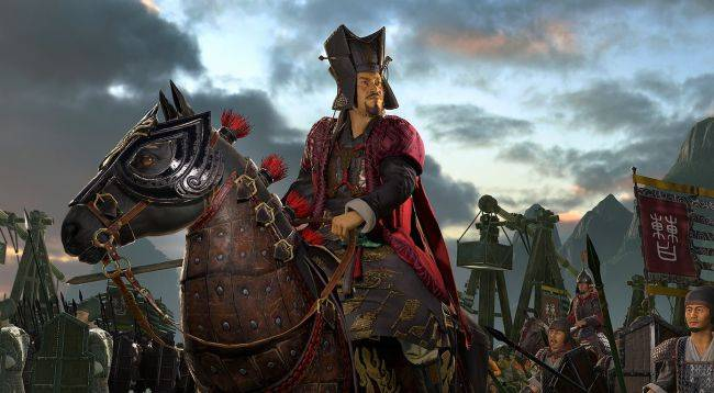 In Total War: Three Kingdoms you can actually sell your kingdom for a horse