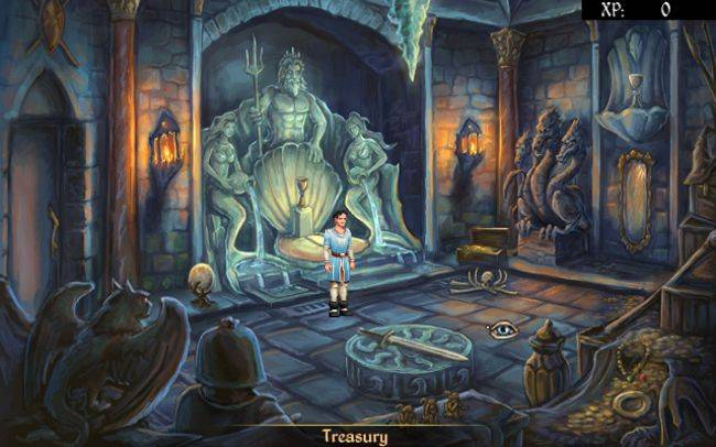 Mage's Initiation is an adventure-RPG inspired by Quest for Glory