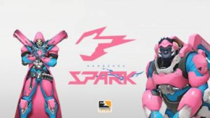 The Hangzhou Spark Electrifies The Overwatch League