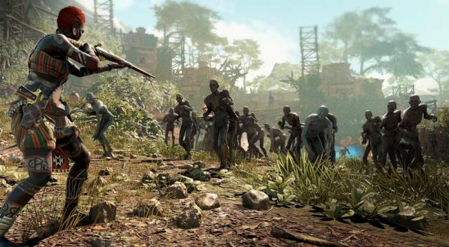 Strange Brigade Is Getting Some Free Content Today