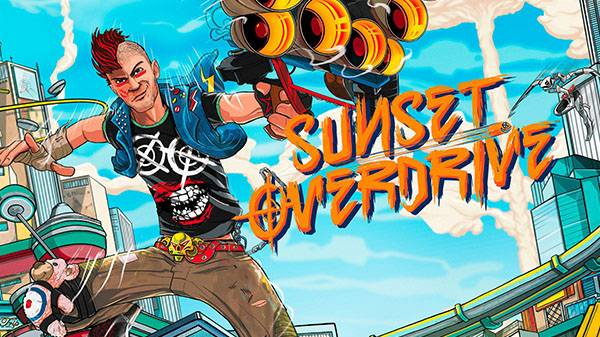Sunset Overdrive coming to PC