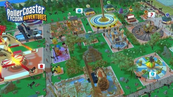 RollerCoaster Tycoon Adventures launches November 29 in Europe, December 13 in North America