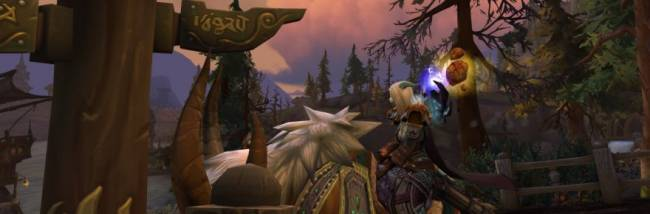 World of Warcraft puts another ring on Azerite armor's finger