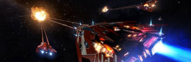 Elite Dangerous adds two new ships, new scenarios to Beyond – Chapter Four beta server