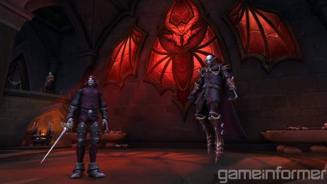 An Exclusive Tour of World of Warcraft: Shadowlands' Revendreth