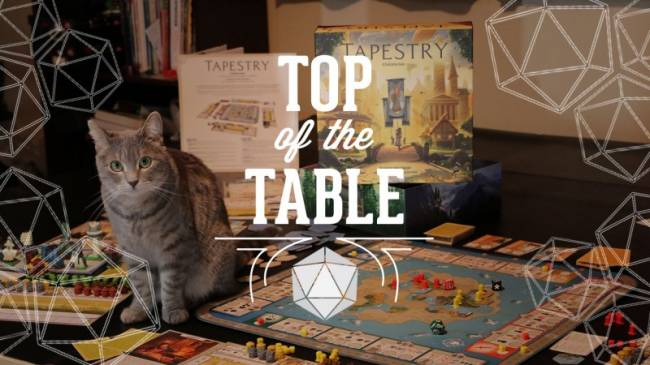 Top Of The Table – Tapestry