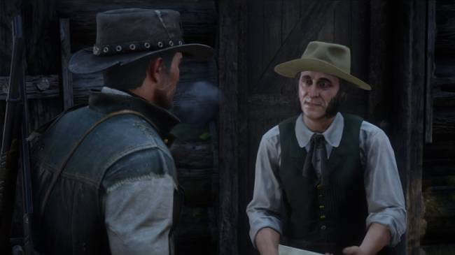 Five Moments You May Have Missed In Red Dead Redemption II