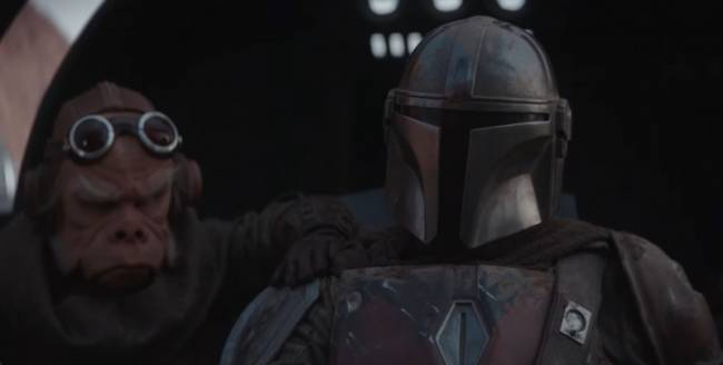 Check Out The New Trailer For The Mandalorian