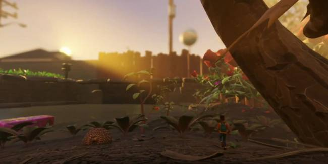 Obsidian Announces Microscale Survival Game, Grounded