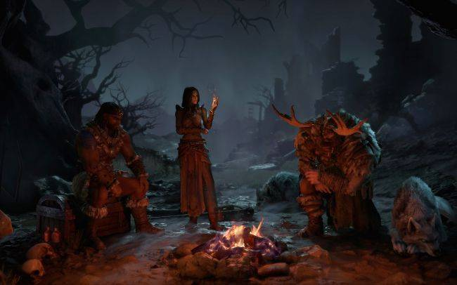 Here's how Diablo 4's shared world works