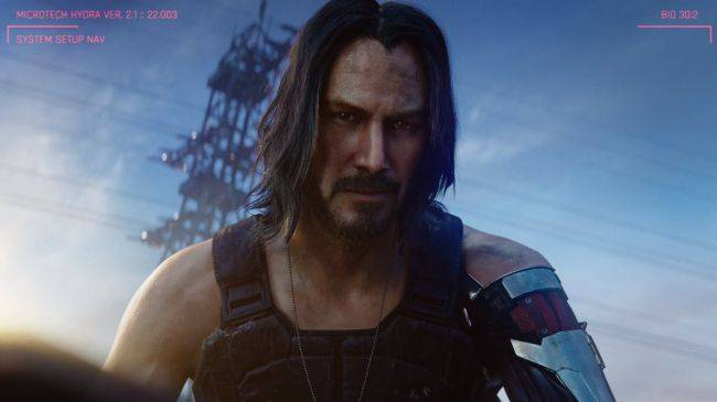 Keanu Reeves doubled his screen time in Cyberpunk 2077 because he enjoyed it so much