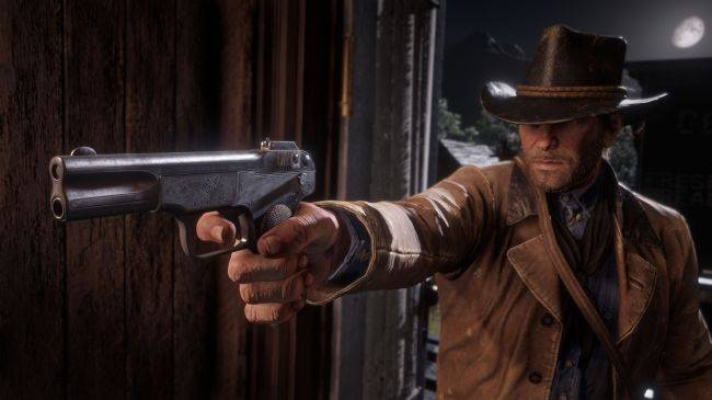 Nvidia reveals what you'll need to play Red Dead Redemption 2 at 60fps