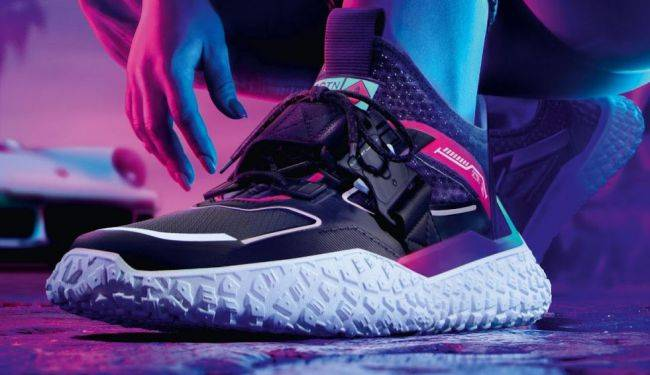 These Need for Speed: Heat shoes are like racing tires for your feet, or something