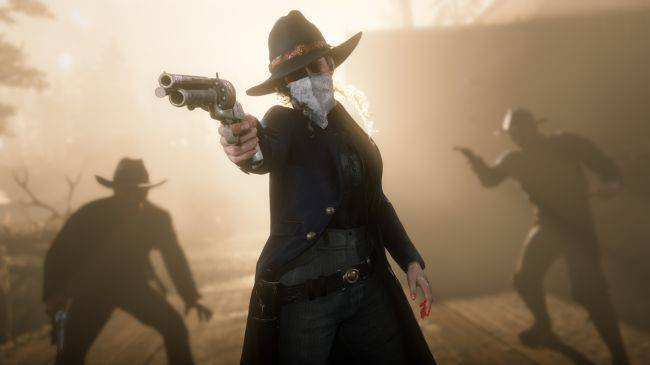 Get straight to the Red Dead Redemption 2 action with these post-intro saves