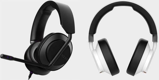 NZXT makes audio products now, starting with a lightweight headset for gaming
